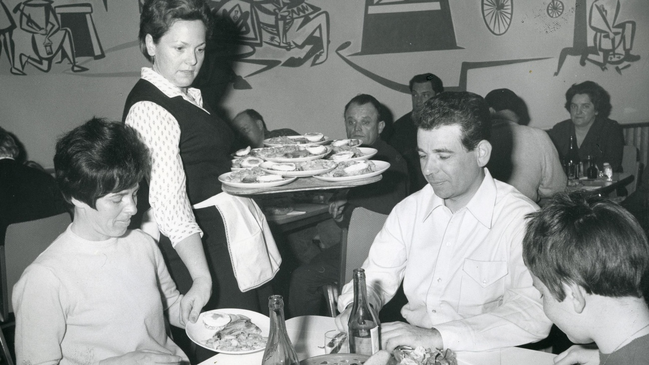 Gastgewerbe in Gastein, 1967 © OeGB-Kammer